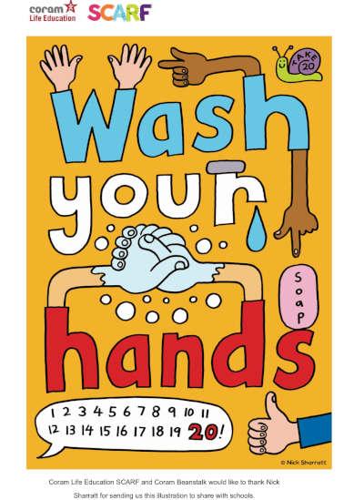 Wash your hands picture