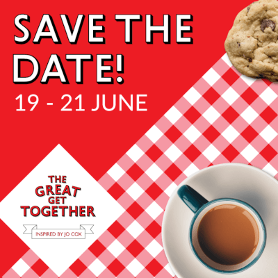 Save the Date - The Great Get Together