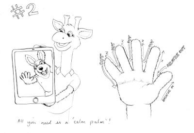 Calm Palm
