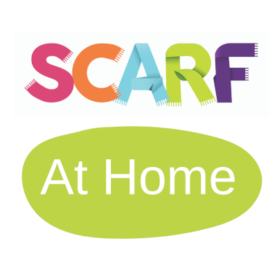 SCARF at Home logo