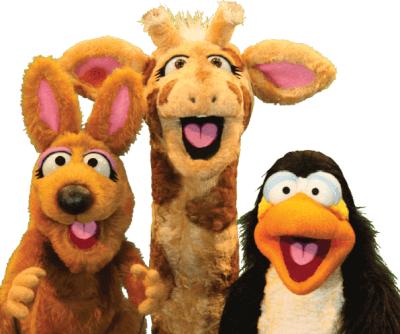 Harold, Kiki and Derek