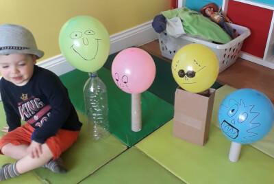 Feelings balloons