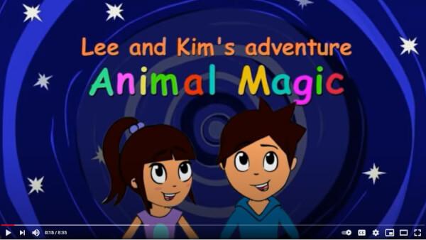 Lee and Kim - animal magic